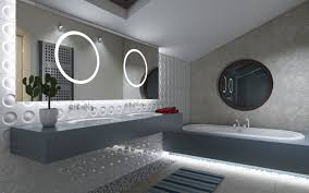 Grey Bathroom Designs Fab Grey And White Bathroom Vanities With Marble Top Also White