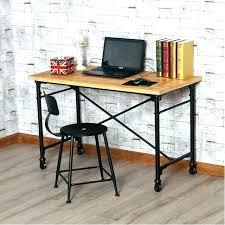 bureau loft industriel bureau style industriel bureau style industriel bureau mactal bois