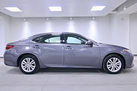 lexus richmond hill used 2013 lexus es 350 es 350 one owner clean carproof non
