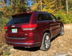 jeep suv 2016 review 2016 jeep grand cherokee summit 4x4 an off road luxury