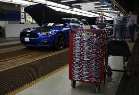 mustang manufacturing company inc donald tweets bad for economy fortune