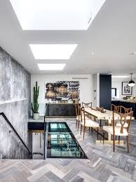 strand gatti house peek architecture design skylight