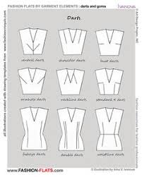 dress pattern without darts types of darts in sewing the 8 you should know darts essentials