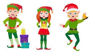 christmas elves christmas symbols