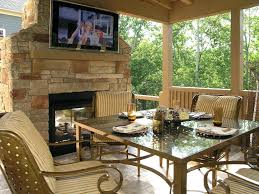 outdoor living spaces with fireplace stunning outdoor rooms with