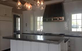 custom cut stainless steel backsplash home unique stainless designs