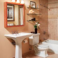 Glass Shelves For Bathrooms Glass Shelves For Bathroom Storage The Family Handyman