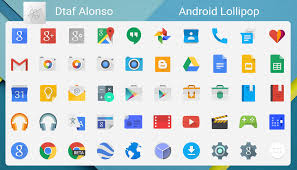 android lolipop android lollipop icons by dtafalonso on deviantart