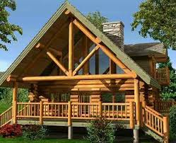 small cabin plans for log homes