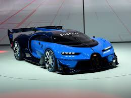 bugatti concept car 16 of the coolest concept cars revealed in 2015 business insider