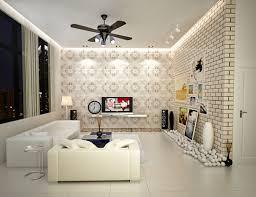 wohnung dekorieren tapeten einzimmerwohnung einrichten tolle und praktische