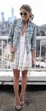 60 pretty spring to wear this spring white lace dresses