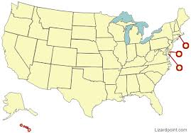 map usa test your geography knowledge usa states quiz lizard point