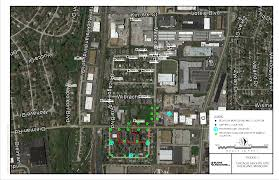 Superfund Sites Map by Chicago Heights Superfund Site St Louis St Louis County