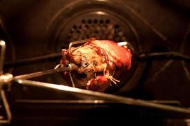 cuisiner une becasse bécasse rôtie à la broche et risotto cèpes foie gras ça sent