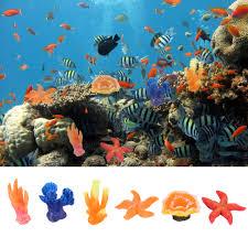 aliexpress com buy 1pcs fish aquarium decorations cute