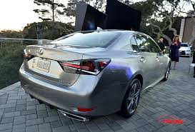 new lexus 2016 new 2016 lexus gs 200t revealed at pebble beach the fast lane car