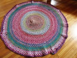 Crochet Doormat To Make A Braided T Shirt Rug