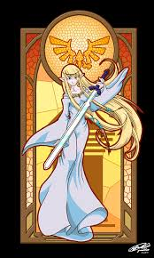 Skyward Sword Map Princess Zelda Or Hylia From The Legend Of Zelda Skyward Sword By