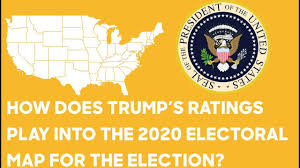 2016 Electoral Map Predictions 15 Days To The Election by How Does Donald Trump U0027s Approval Rating U0027s Play Into The Electoral