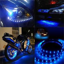 popular 12v blue led light strips buy cheap 12v blue led light
