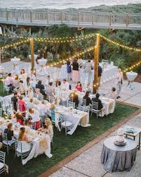 your wedding reception etiquette questions answered martha