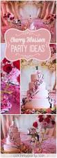 cherry blossom parasol party favors party themes u0026 events
