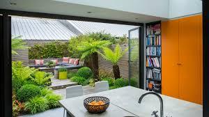patio garden design courtyard patio garden like the corner pergola and shade trees