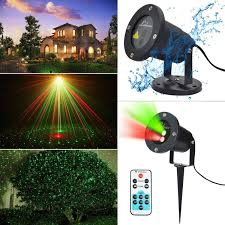 best laser christmas lights 2017 reviews and buying guide