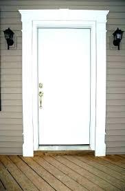 Repair Interior Door Frame Bedroom Door Frame Install Bedroom Door Beginners How To For