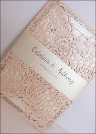 wholesale wedding invitations laser cut wedding invitations fascinating graceful pearl white
