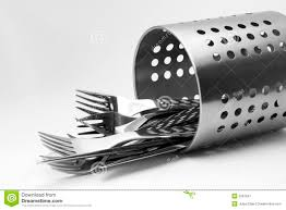 fancy cutlery set royalty free stock photography image 5267607
