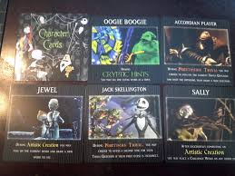 the nightmare before christmas party game a board game a day
