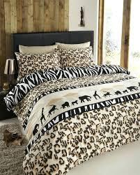 duvet covers giraffe print duvet cover king size leopard print