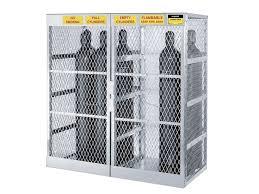 Outdoor Storage Cabinet Gas Cylinder Cabinet Outdoor Storage 20 Cylinders Vertical