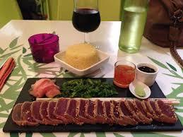 cuisiner du thon recette rapide de thon pêché à sète pour les gourmands