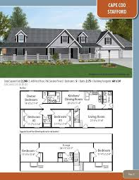 custom home floor plans free 35 best cape cod two relaxed living floor plan collection