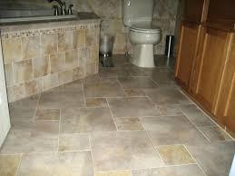 tiles bathroom floor tile around toilet installing mosaic tile