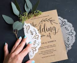 diy wedding invites 5 tips including the oldest trick in the book when it comes to