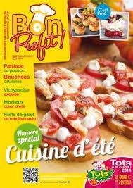 magazine de cuisine magazine bon profit cuisine d été recettes catalanes recettes de
