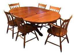 Used Ethan Allen Bedroom Furniture by Ethan Allen British Classics Dining Room Set Descargas Mundiales Com