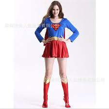Supergirl Halloween Costumes Cheap Supergirl Aliexpress Alibaba Group