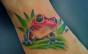 34 delightful frog tattoos that will leave you hopping with