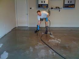 tutorial how to seal your garage floor sealing the garage step 2