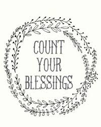 Count Your Blessings Lyrics And Chords When You Re Worried And You Can T Count Your Blessings