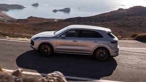 porsche suv interior 2017 2018 porsche cayenne first drive review it u0027s a winner motoring