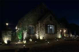 multi color led landscape lighting in ground led landscape lighting fancy ideas in ground landscape