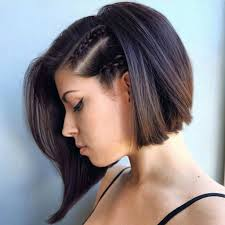 edgy bob haircuts braiding hairstyle pictures