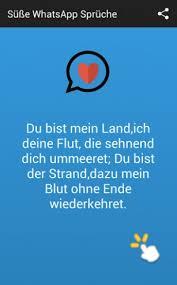 status liebessprüche süße whatsapp status sprüche für android herunterladen appszoom