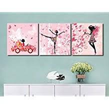 decoration chambre fille papillon amazon fr decoration chambre fille tableau